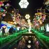 【冬のお出かけ】西武園ゆうえんちイルミージュを見に行ってきた《埼玉イルミネーション》