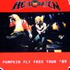 "【動画紹介】HELLOWEEN  ""PUMPKINS FLY FREE""  JAPAN TOUR (1989.05.28)"