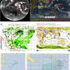 【台風情報】台風24号の東・南東には台風のたまごが3つ存在!今後熱帯低気圧を経て台風25号・台風26号・台風27号の3連続発生して日本に接近!?気象庁・米軍・ヨーロッパ・NOAAの進路予想は?
