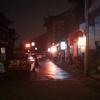 巨大置屋街「泗泾古玩城、开江东路」が風情に溢れて遊郭のようにカッコ良かった話