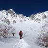 冬山一発目❗️暴風❗️敗退❗️