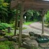 平沢清水(新潟市西蒲区平沢)−新・新潟県の名水