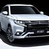 新型 アウトランダー、ガソリン車 マイナーチェンジ 発売日は、2018年8月!内装、外装、価格など、カタログ予想情報