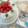 ノンスタ井上さんのお誕生日ケーキを作らせていただきました!