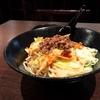 【今週のラーメン1959】 麺喰屋 senmi  (東京・武蔵新田) 汁なし担々麺+トリスハイボール