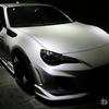 #01 ガレージ照明改善作戦!美術館用の照明を追加してTOYOTA86をより美しく!