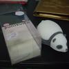 ストレス解消にぷにぷにしたパンダを衝動買い。