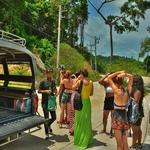 パンガン島(Ko Pha-Ngan)周遊 ミンガラバ ロードトリップ(MINGALABA  Road Trip) 1DAY AROUND ISLAND TRIP-Vol.1