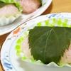 卵不使用・もち米で桜餅