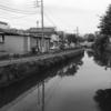 【今日の1枚】運河の支流、川とはちょっと雰囲気が違うよね