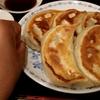 【開楽】池袋でジャンボ餃子の『快楽』を❤️肉汁の旨味と皮の厚みが満点の組み合わせ!