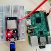 GPIO繋いでRaspberry Pi⇔ESP32でシリアル通信(C/C++, ArduinoCore)