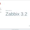 Ubuntu 16.04 LTS に Zabbix 3.2 を MySQL を DB としてインストールする