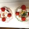 クリスマス・イブはケーキ作り
