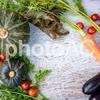オーガニック野菜、採れたてフルーツの写真特集