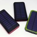 悪天候でも充電できる? 3,000円以下で買えるソーラーモバイルバッテリー3製品をガチレビュー