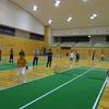 東スポーツセンターバウンドテニス教室 第3回