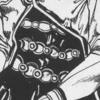 切り絵 【12本目 その2】 宮本君のファッションに心が折れそう @ジョジョの奇妙な冒険 ダイヤモンドは砕けない
