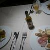 イタリアンでディナーしてきた