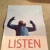 「聴」ということについて。 FAKEとクリスティーンさんとLISTENと