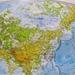 昔の地図帳(平成初期)、世界地図と日本地図