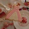 アートグレイス ウエディングコースト girl's pink strawberry tea party