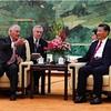 米、北朝鮮と接触=対話意思「探っている」―国務長官