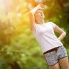夏の汗、気になる臭いとその対策