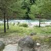 付知川の清流を愉しむ「塔の岩オートキャンプ場」の特徴と注意点