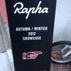 Rapha AW2012新作展示会@東京