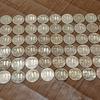 500円玉硬貨、増えてます。