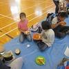 子ども会サマーキャンプ③ みんなで会食