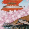 京都清水寺、木屋町、宮川町