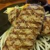 超肉肉弾力ハンバーグが食べれるお店 カウベル みつわ台店 (*^^*)