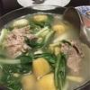 ダバオの郷土料理③ ポッチェロ