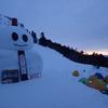 2017年 最初の山は北アルプス 初心者にも優しい【西穂高岳】西穂山荘泊 その6