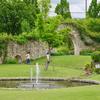 デンパーク花木園の池(愛知県安城)