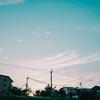 【写真】雲を追いかけてみる