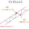【トレード】テクニカル分析③(順張り)