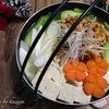 鶏むね肉de坦々湯豆腐|一番の活用者