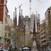 スペイン旅行記 3日目 後半「ガウディ建築」