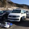 2020年初滑り 今年の雪不足は深刻だな…。 【兵庫県 ハチ北高原スキー場】