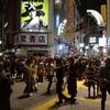 ハロウィン当日の渋谷は