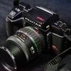 PENTAX SFX N + PENTAX-F ZOOM 1:3.5-4.5 28-80mm / smc PENTAX-F 1:4-5.6 35-80mm