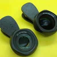 【Amazon】スマートフォンのカメラを性能アップ!?後付レンズってほんとに効果あるのかしら