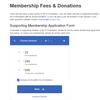 R Foundationに年3000円を寄付することにしました。