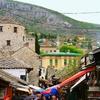モスタル旧市街(ボスニア・ヘルツェゴビナ)