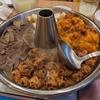 曙橋のチベット料理専門店タシデレの限定鍋が旨かった