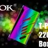 【SMOK・MOD】T-PRIV 220W TC Box Mod をもらいました