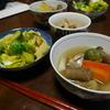 2017年1月12日(木)昼食・夕食